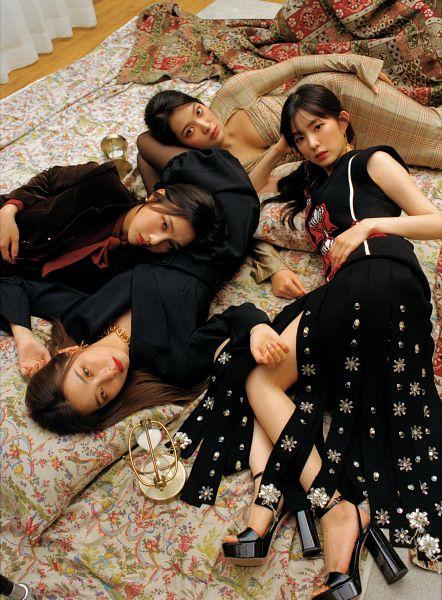 Tags: K-Pop, Red Velvet, Yeri, Joy, Kang Seul-gi, Irene, Quartet