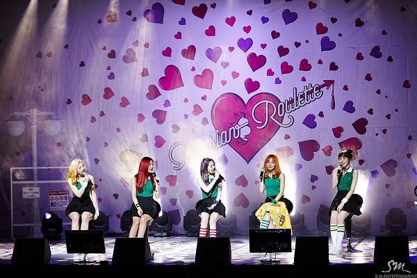Tags: SM Town, K-Pop, Red Velvet