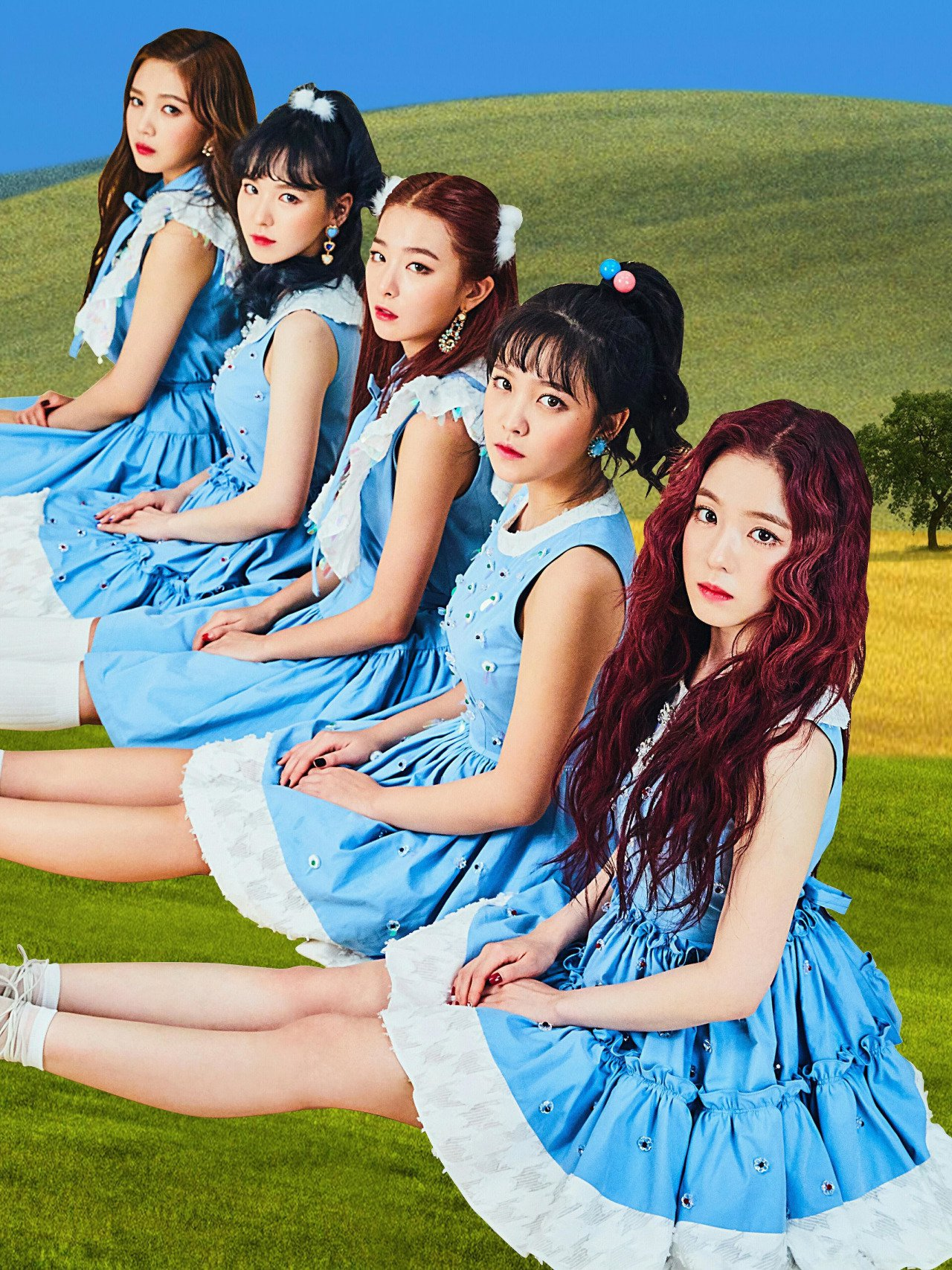 Rookie (Song) - Red Velvet   page 2 of 3 - Asiachan KPOP Image Board