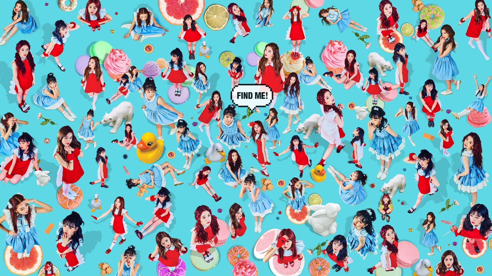 Red Velvet Download Image