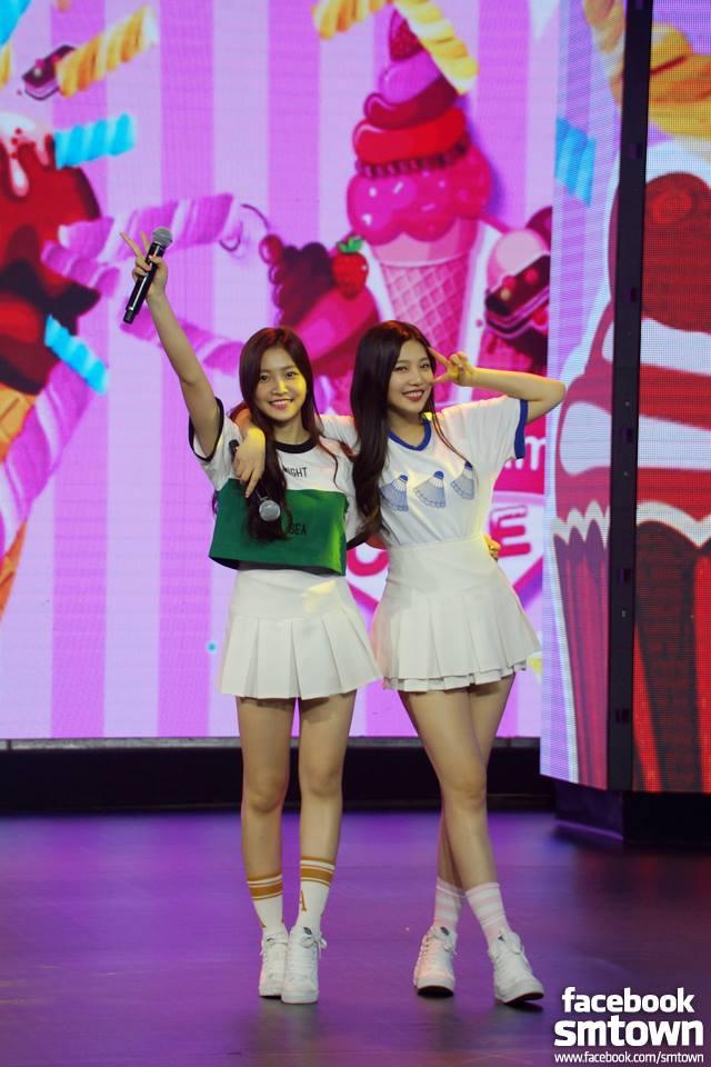 Tags: SM Town, K-Pop, Red Velvet, Facebook