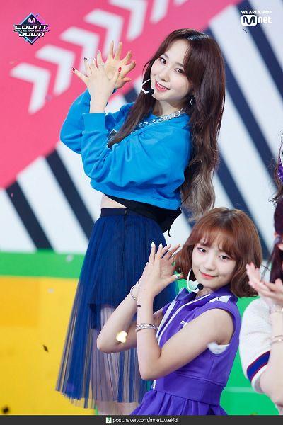 Tags: K-Pop, Rocket Punch, Takahashi Juri, Kim Sohee (Rocket Punch)