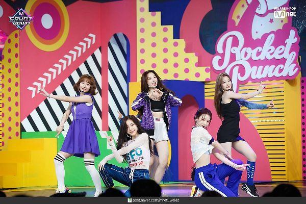 Tags: K-Pop, Rocket Punch, Kim Suyun, Yeonhee, Kim Sohee (Rocket Punch), Jeong Dahyun, Yunkyoung