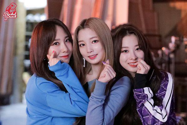 Tags: K-Pop, Rocket Punch, Yeonhee, Takahashi Juri, Yunkyoung