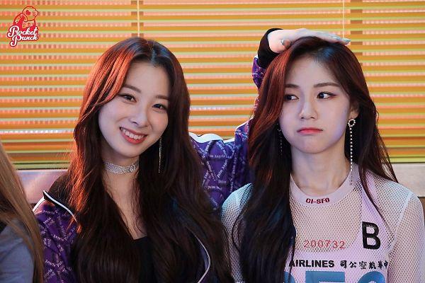 Tags: K-Pop, Rocket Punch, Yunkyoung, Jeong Dahyun