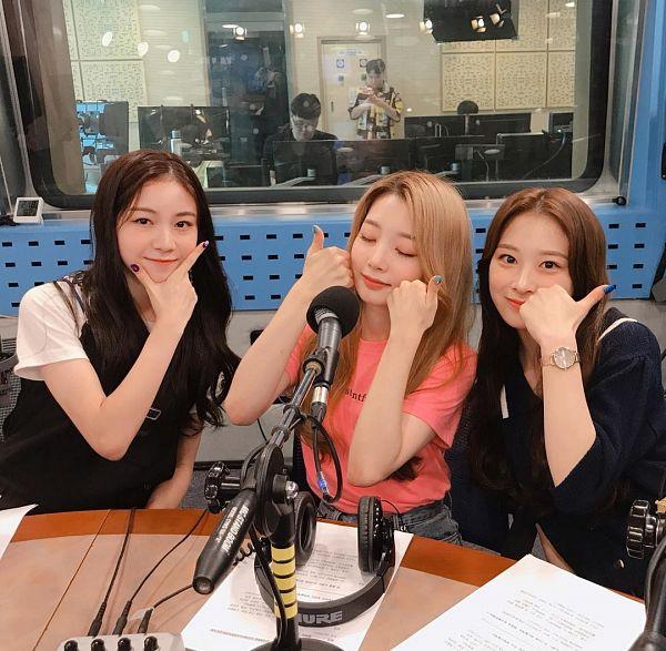 Tags: K-Pop, Rocket Punch, Yeonhee, Jeong Dahyun, Yunkyoung