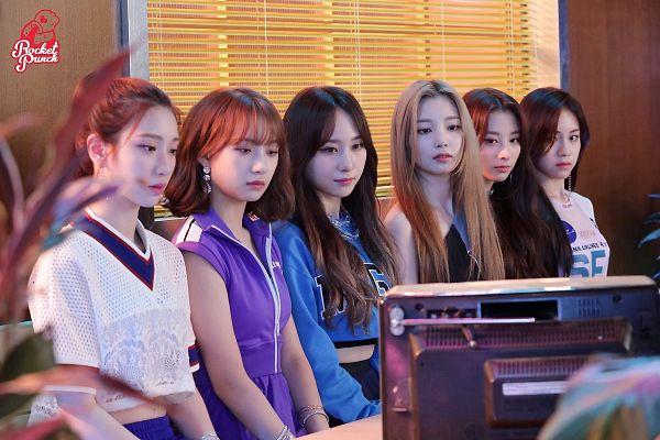 Tags: K-Pop, Rocket Punch, Kim Suyun, Takahashi Juri, Yeonhee, Kim Sohee (Rocket Punch), Jeong Dahyun, Yunkyoung