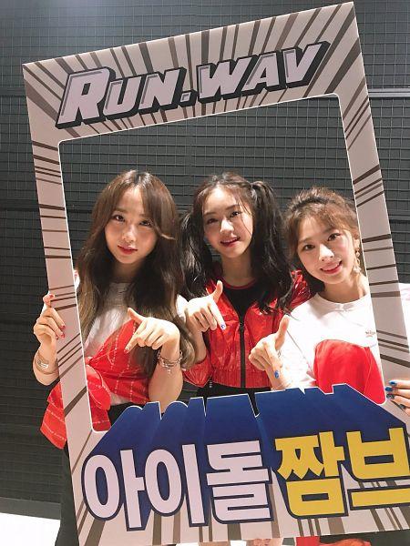 Tags: K-Pop, Rocket Punch, Yunkyoung, Takahashi Juri, Jeong Dahyun