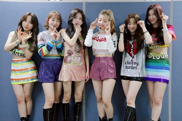 Tags: K-Pop, Rocket Punch, Kim Suyun, Kim Sohee (Rocket Punch), Jeong Dahyun, Yunkyoung, Takahashi Juri, Yeonhee