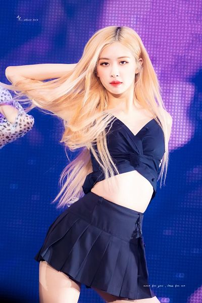 Tags: K-Pop, Black Pink, Rosé (singer)