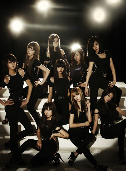 Run Devil Run - Girls' Generation