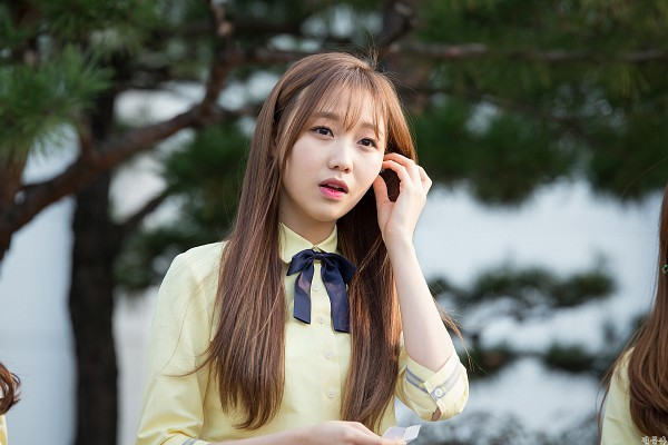 Tags: K-Pop, Lovelyz, Ryu Sujeong, Bangs, Wallpaper