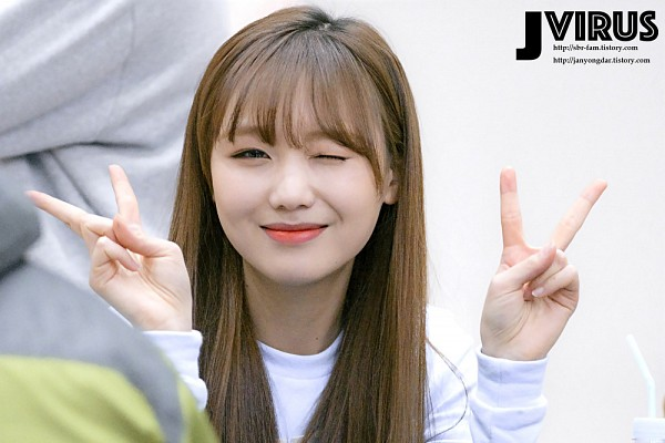 Tags: K-Pop, Lovelyz, Ryu Sujeong, Bangs, Fansigning Event