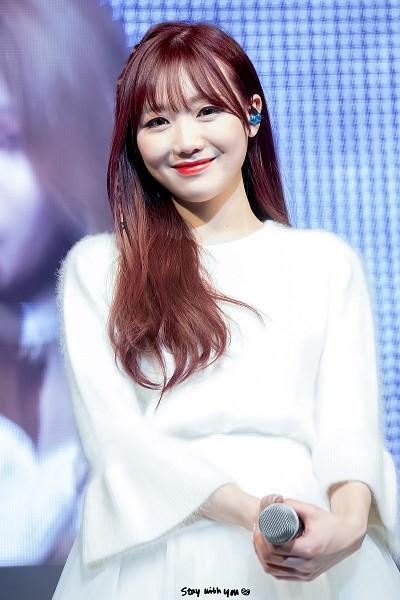 Tags: K-Pop, Lovelyz, Ryu Sujeong, Bangs