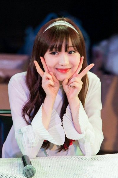 Tags: K-Pop, Lovelyz, Ryu Sujeong, Bangs, Fansigning Event, Android/iPhone Wallpaper