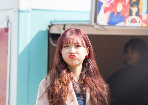 Tags: K-Pop, Lovelyz, Ryu Sujeong, Bangs