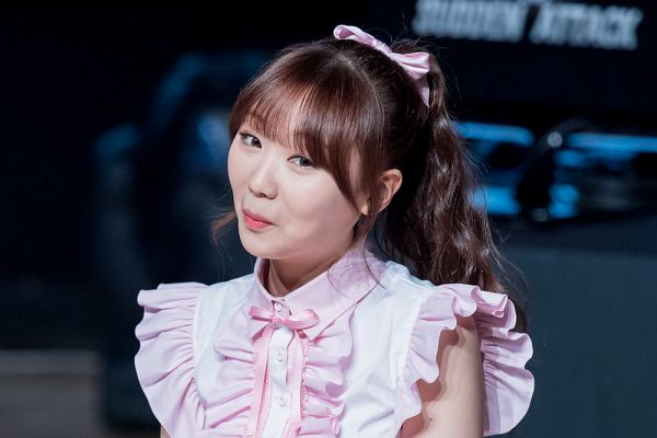 Tags: K-Pop, Lovelyz, Ryu Sujeong, Hair Up, Ponytail