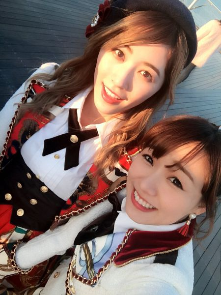Tags: J-Pop, SKE48, Matsui Jurina, Suda Akari