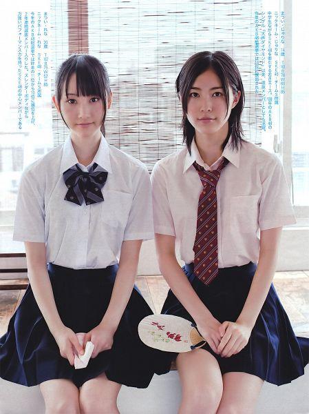Tags: J-Pop, SKE48, Matsui Rena, Matsui Jurina