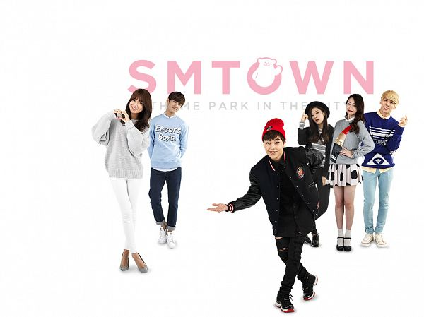 Tags: SM Town, K-Pop, Girls' Generation, Sulli, Sooyoung, Light Background, White Background, Full Body