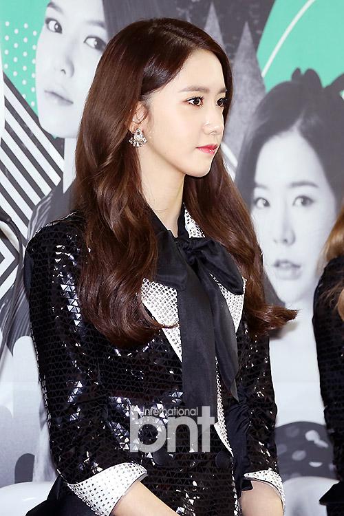 Tags: K-Pop, Girls' Generation, Im Yoona, Black Neckwear, Black Jacket, Black Outerwear, SNSD Phantasia Concert