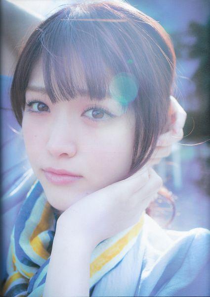 Tags: J-Pop, Nogizaka46, Sayuri Matsumura, Android/iPhone Wallpaper
