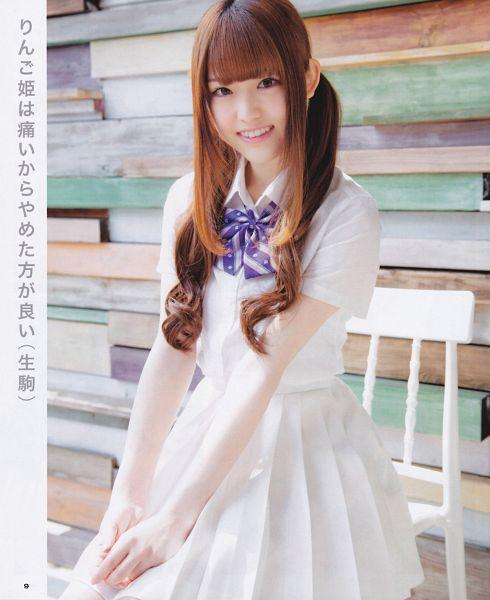 Tags: J-Pop, Nogizaka46, Sayuri Matsumura