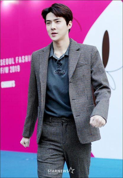 Tags: EXO, Sehun