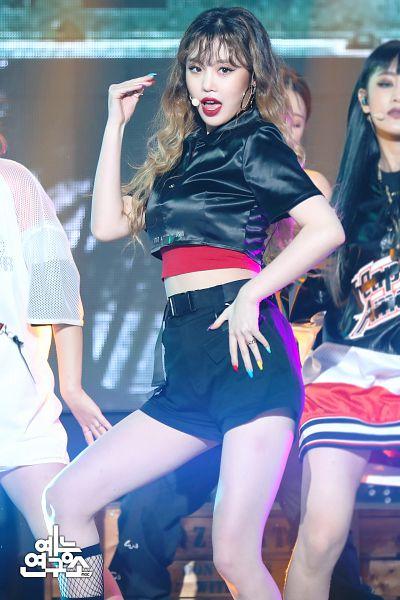 Tags: K-Pop, (G)-I-DLE, Seo Soojin