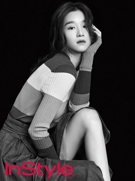 Tags: K-Drama, Seo Ye-ji, Magazine Scan, InStyle, Android/iPhone Wallpaper