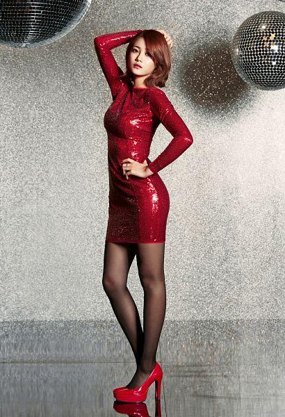 Seo Yuna - AOA (Ace Of Angels)