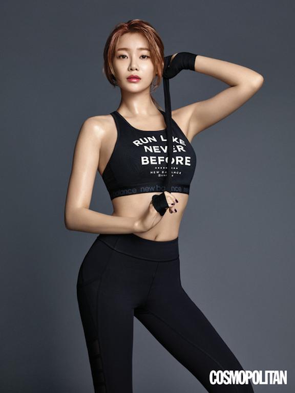 Tags: K-Pop, AOA (Ace Of Angels), AOA Cream, Seo Yuna