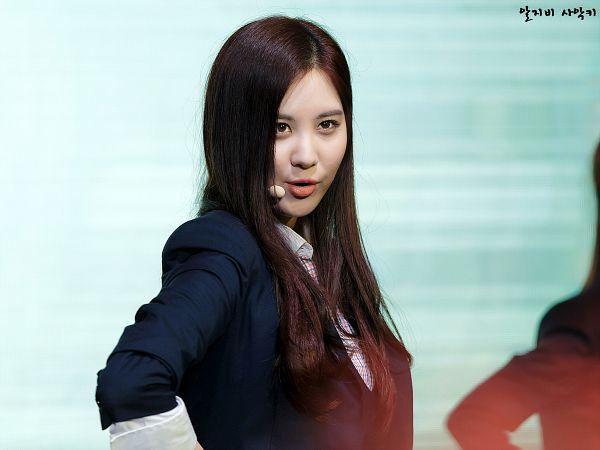 Tags: Girls' Generation, Seohyun, Black Jacket, Casio