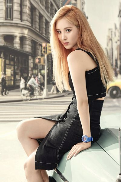 Tags: SM Town, K-Pop, Girls' Generation, Seohyun, Car