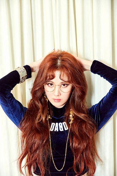Tags: SM Town, K-Pop, Girls' Generation, Don't Say No, Seohyun, Glasses
