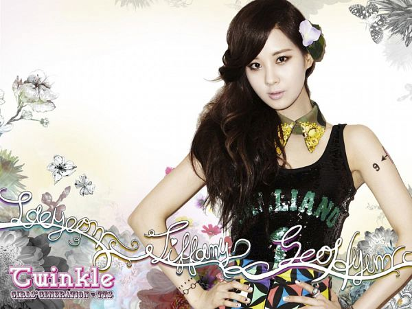 Tags: SM Town, K-Pop, Girls' Generation, TaeTiSeo, Twinkle, Seohyun, Wallpaper