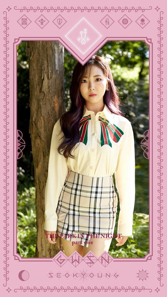 Tags: K-Pop, GWSN, Seokyoung