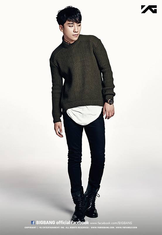 Tags: YG Entertainment, K-Pop, BIGBANG, Seungri, Light Background, White Background