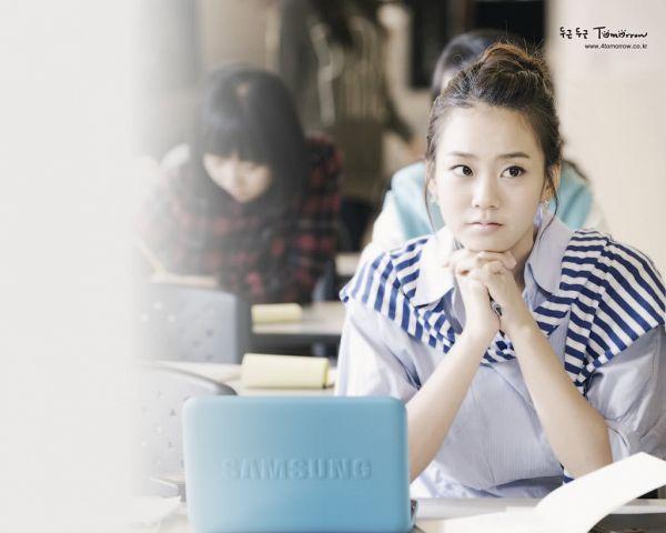 Tags: K-Pop, KARA, Seungyeon Han, Big Eyes, Cute
