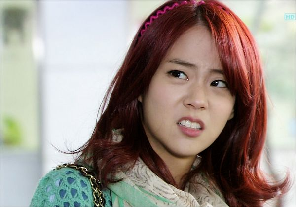 Tags: K-Pop, KARA, Seungyeon Han, Red Hair, Big Eyes, Cute
