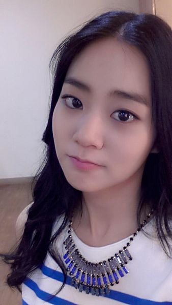 Tags: K-Pop, KARA, Seungyeon Han, Big Eyes
