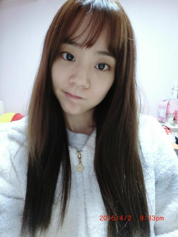 Tags: K-Pop, KARA, Seungyeon Han, Selca