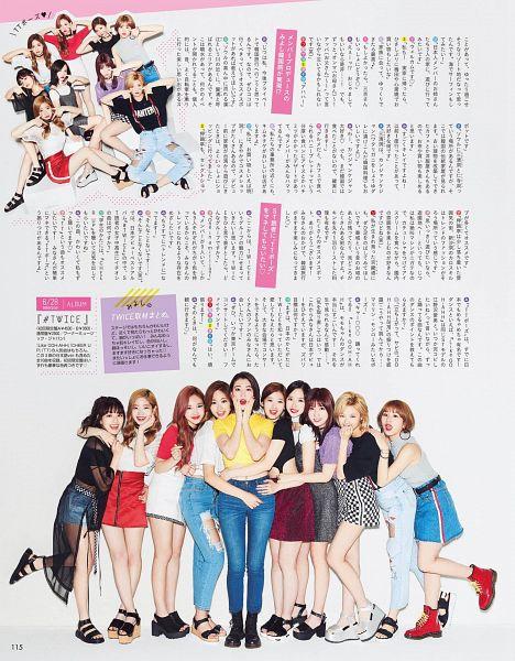 Seventeen (Magazine) - Magazine Scan