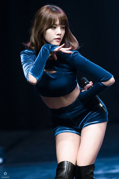 Tags: K-Pop, AOA (Ace Of Angels), Shin Jimin, Sexy Pose, Suggestive, Android/iPhone Wallpaper