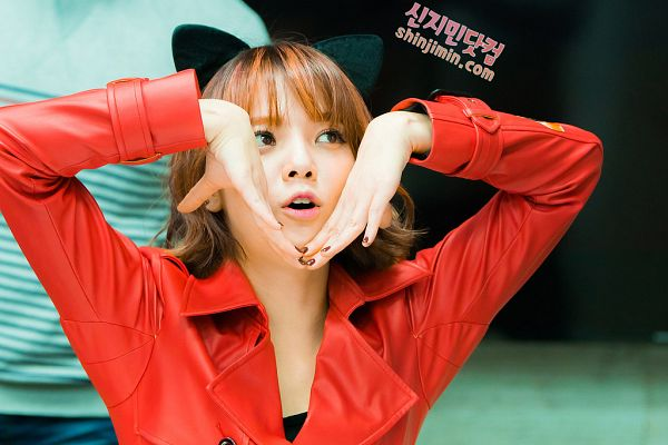 Tags: K-Pop, AOA (Ace Of Angels), Shin Jimin, Animal Ears, Cute