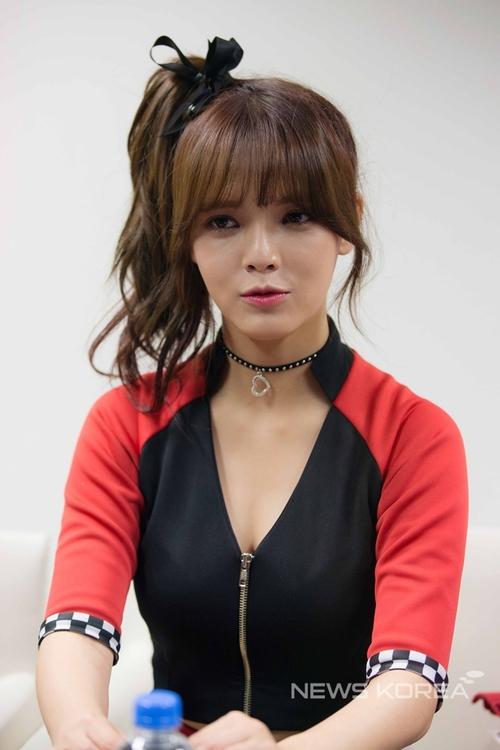 Tags: K-Pop, AOA (Ace Of Angels), Shin Jimin, Jewelry, Choker, Hair Up