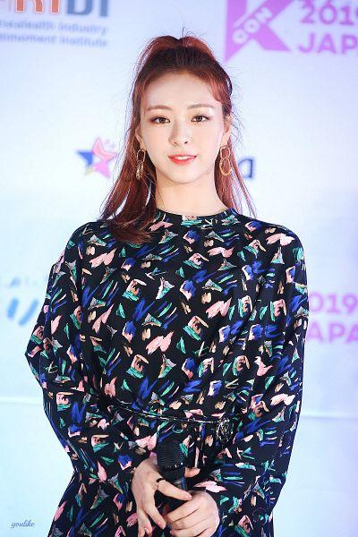 Tags: K-Pop, Itzy, Shin Yuna