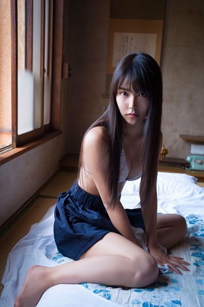 Tags: J-Pop, NMB48, Shiroma Miru, Suggestive