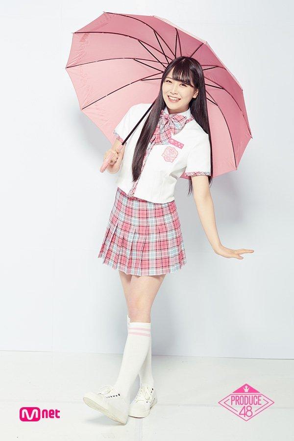 Tags: J-Pop, Television Show, NMB48, Shiroma Miru, Produce 48, Mnet
