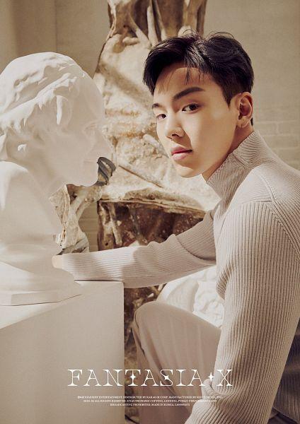 Tags: K-Pop, Monsta X, Shownu, Fantasia (Song)